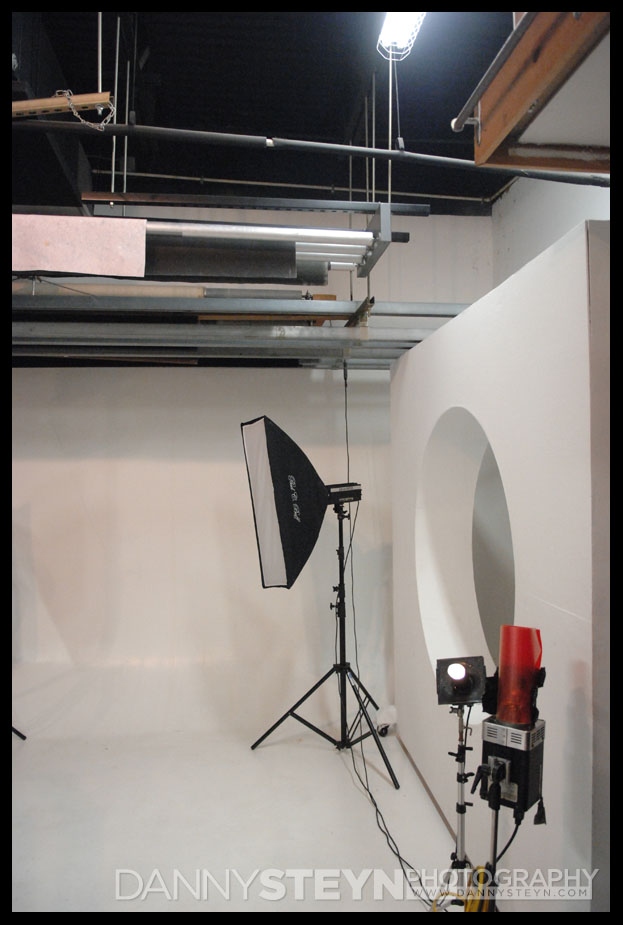 New photography studio - prior to purchase