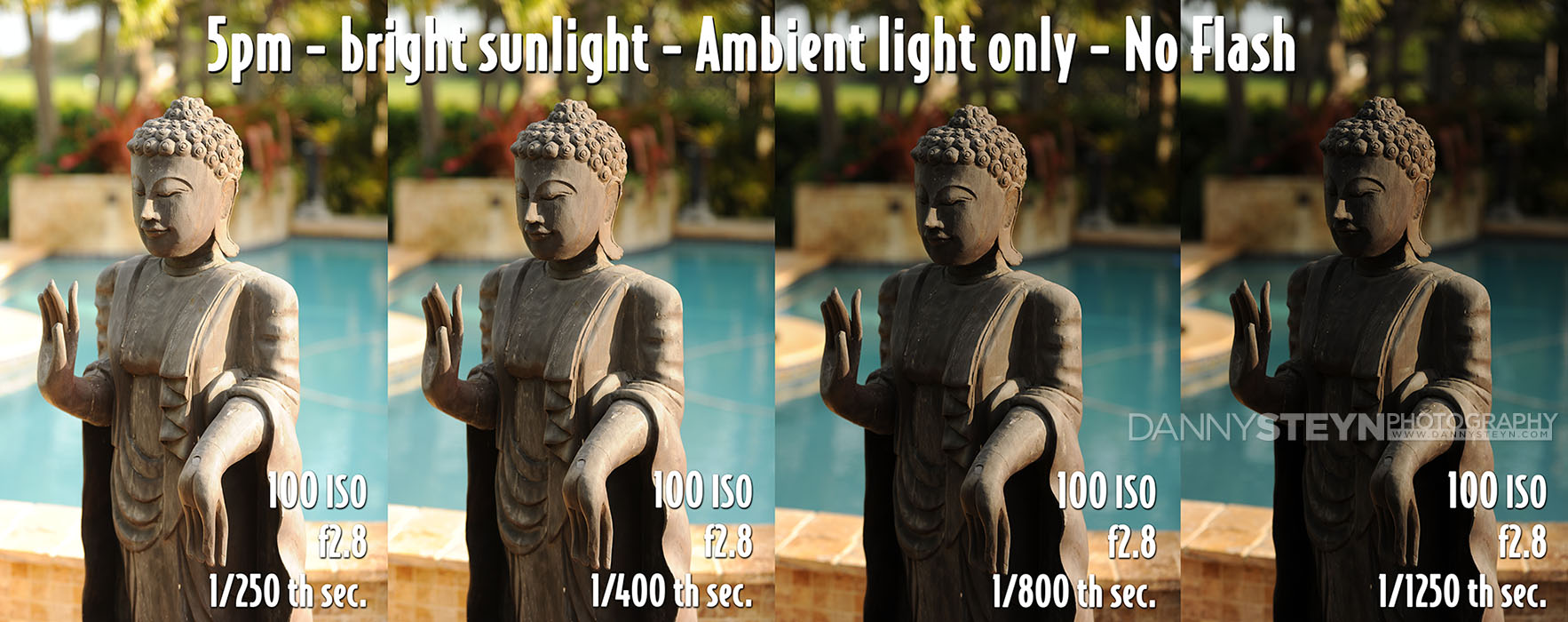 Ambient Light Exposure for Hypersync with Nikon D3x with SB900 and SB800 speedlights