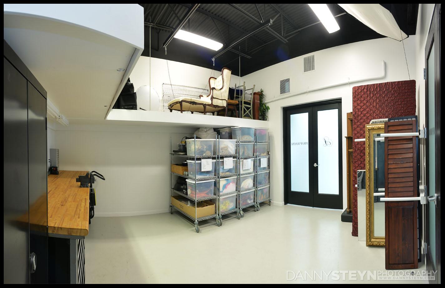 Danny Steyn Photography Studios - Prop Room