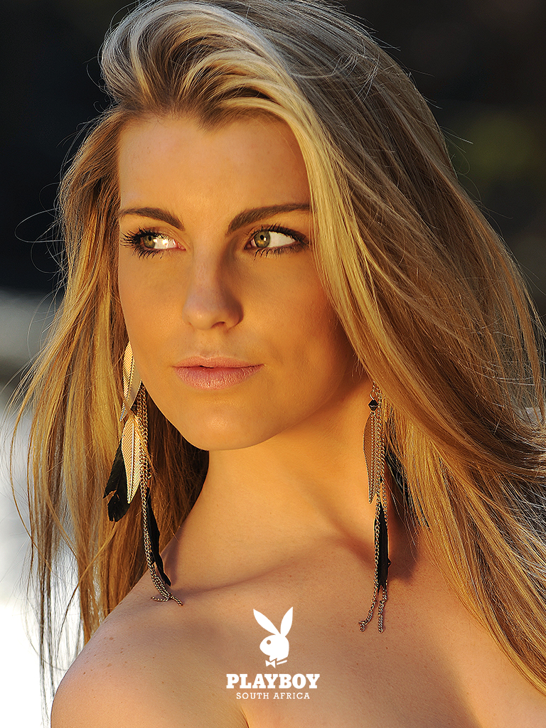 Rualize Van Rensburg - Playboy Playmate December 2015 Playboy South Africa - Shot by Danny Steyn