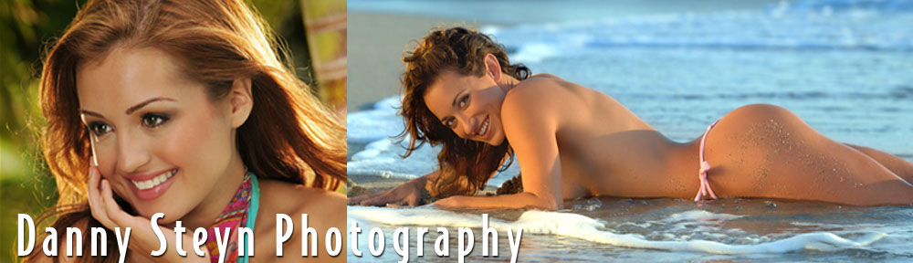Bikini Calendar Photography - Behind the Scenes
